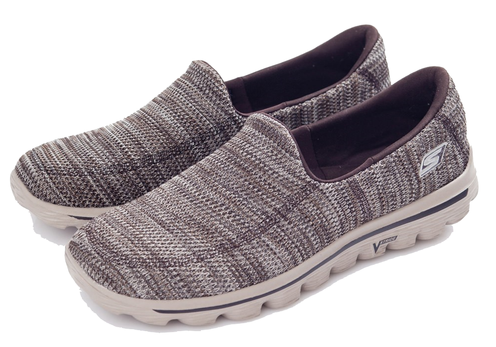 Skechers GO WALK2 53975BRN